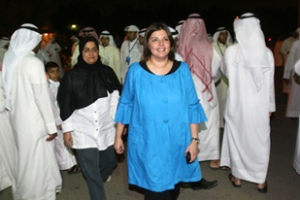Al-Awadhi elected