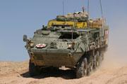 General Dynamics Tank
