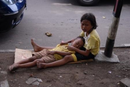 poverty Asia