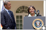 Obama and Dr. Regina Benjamin